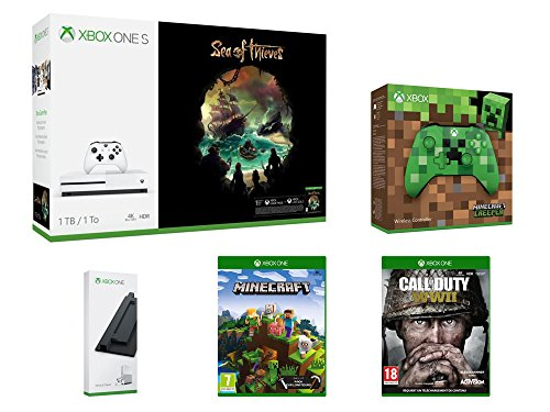 Xbox One S 1To - Sea of Thieves + Manette...