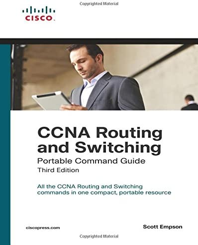CCNA Routing and Switching Portable Command Guide product image