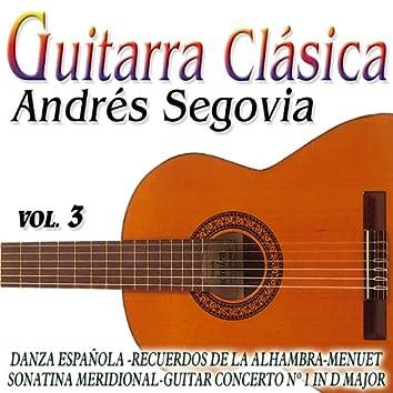Guirtarra Clasica Vol.3