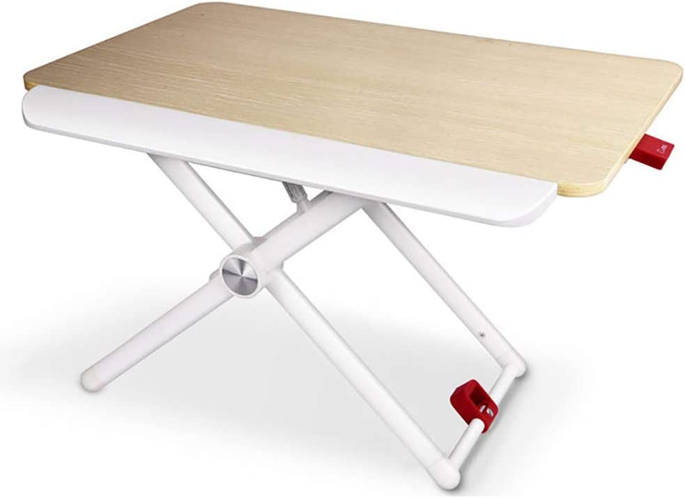 Qi Peng- Folding table Popularity - Stand-up Lift Table Desk Mobil Dedication Laptop