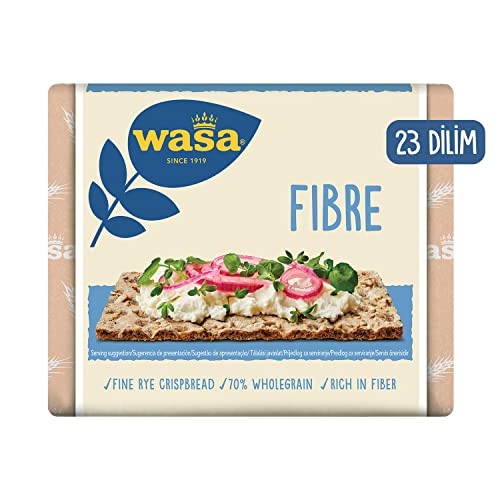 Wasa Pan Crujiente, Fibre, 230gr