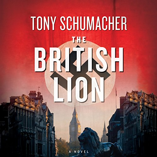 The British Lion audiobook cover art