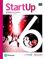 StartUp Level 6 Student Book with MyEnglishLab & Mobile App