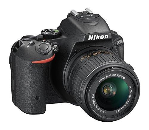 Nikon D5500 - Cámara réflex Digital de 24.2 MP (Pantalla 3.2 ...