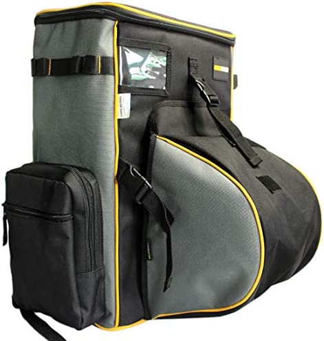 Melo Tough Welding backpack Extreme Gear Pack with Helmetcatch product image