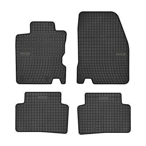 Bottari 39689 Set de 4 tapis de sol sur mesure en caoutchouc pour Kadjar