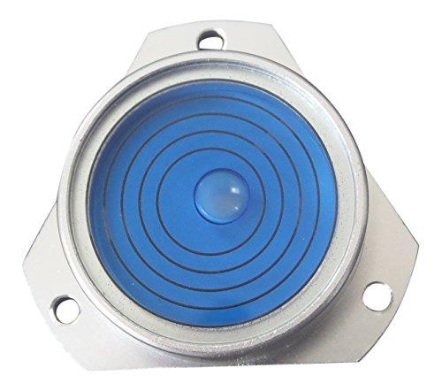 Nivel De Burbuja Circular Ojo De Buey Tamaño Medio – Herramientas Relojes Hobby Giradiscos Cámara Caravana
