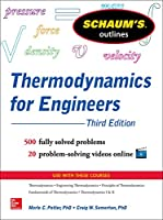 Schaum's Outline of Thermodynamics for Engineers, Third Edition (Schaum's Outlines)