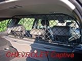 ERGOTECH Rejilla Separador protección RDA65-L, para Perros y Maletas. Segura, Confortable para tu Perro, Garantizada!