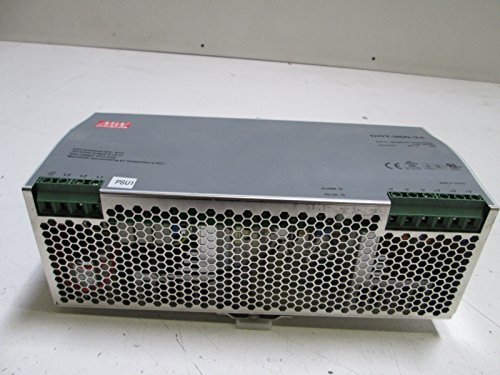 Mean Well DRT-960-24 Power Supply, DIN-Rail, 24 Volt, 40 Amp, 960 Watt, 276 W x 125.2 H x 100 mm D