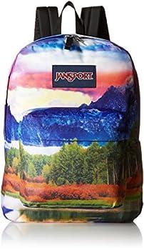 JanSport High Stakes Backpack  Tetons Sunset
