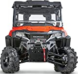 WARN 101698 Front UTV Bumper, Fits: Honda...
