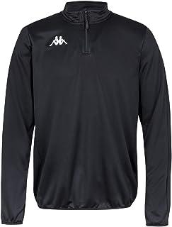 Kappa Men's Tavole Sweatshirt, Black, L