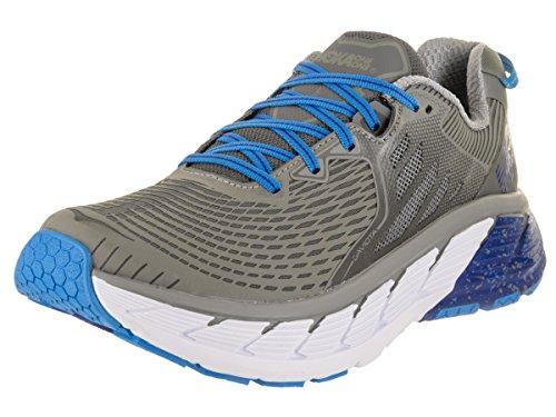 HOKA ONE ONE Men's M Gaviota Wild/Dove/True/Blue Running Shoe 9 Men US