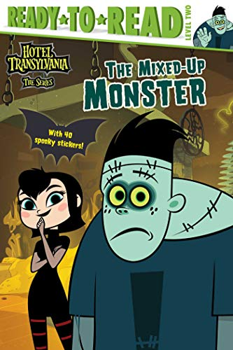 The Mixed-Up Monster (Hotel Transylvania: The Series)