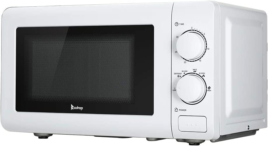 Max 78% OFF Countertop Microwave Oven 700W Mechanical Compact Turntab Glass Import