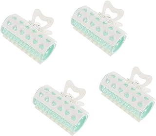 4pcs DIY Magic Sponge Foam Cushion Hair Styling Rollers Curlers Twist Tools