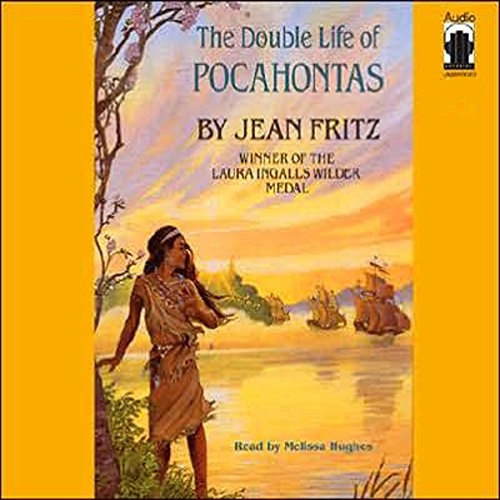 The Double Life of Pocahontas audiobook cover art