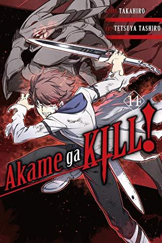 Akame ga KILL! Vol. 14 (English Edition)