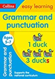 Grammar and Punctuation Ages 5-7: Prepare for school with easy home learning
