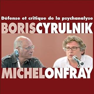 Couverture de Défense et critique de la psychanalyse
