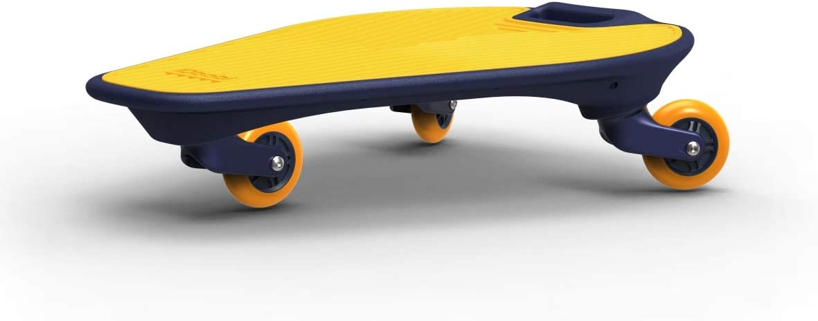 Animer and price revision EAZINGO 3 Wheel Twisty 360 Max 79% OFF Degree Skateboard Wiggle Caster Board