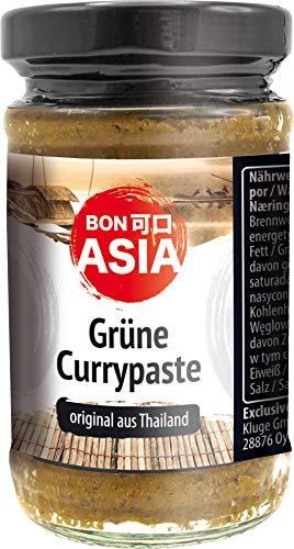 Bonasia Pasta De Curry Verde 114 g