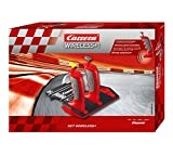 Carrera 42013 Digital 143 2.4GHz Wireless+ Set with 2 Speed Controllers