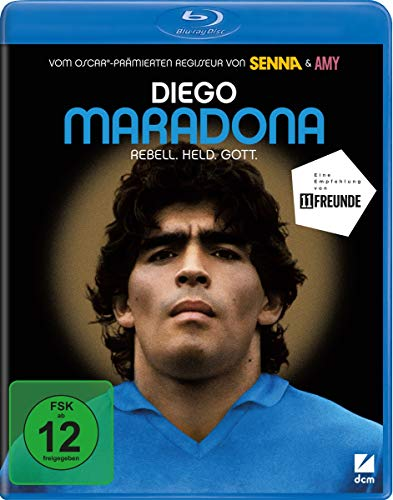 Diego Maradona [Blu-ray]