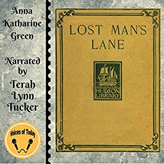 Lost Man's Lane cover art
