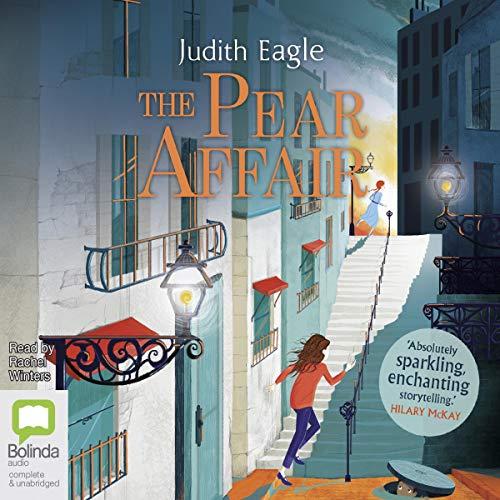 The Pear Affair cover art