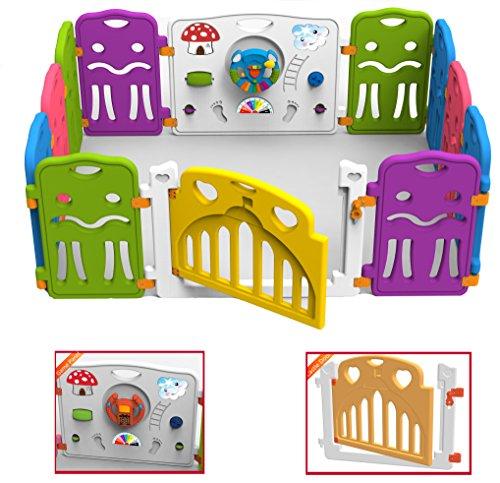Star Ibaby Kingdom Parc de bébé modulable Unisexe