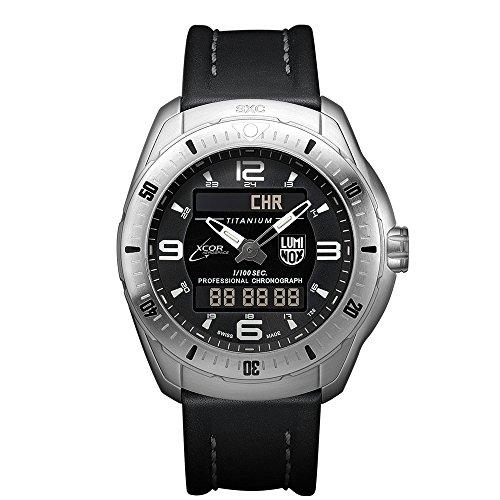Luminox XCOR Aerospace Herren-Armbanduhr Analog Digital Quarz Leder - XX.5241.XS