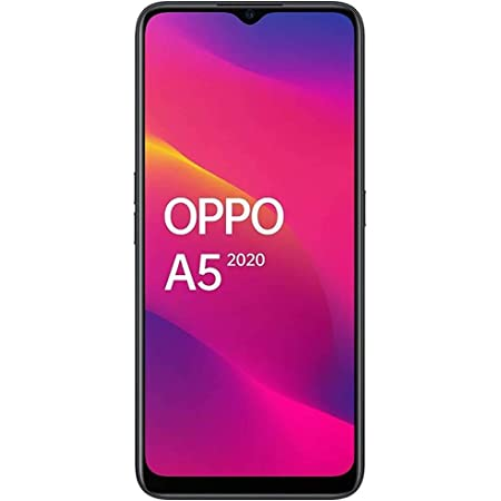 (Renewed) OPPO A52020 (Mirror Black, 6GB, 128GB Storage) with No Cost EMI/Additional Exchange Offers