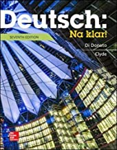 By Robert Di Donato Deutsch: Na klar! An Introductory German Course (Student Edition) (7th Seventh Edition) [Hardcover]