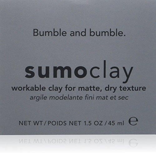 Bumble and bumble SumoClay - Arcilla trabajable para te x tura mate y seca 45 ml