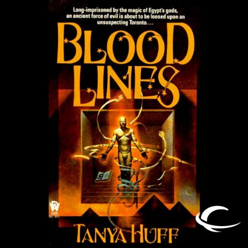Blood Lines audiobook cover art