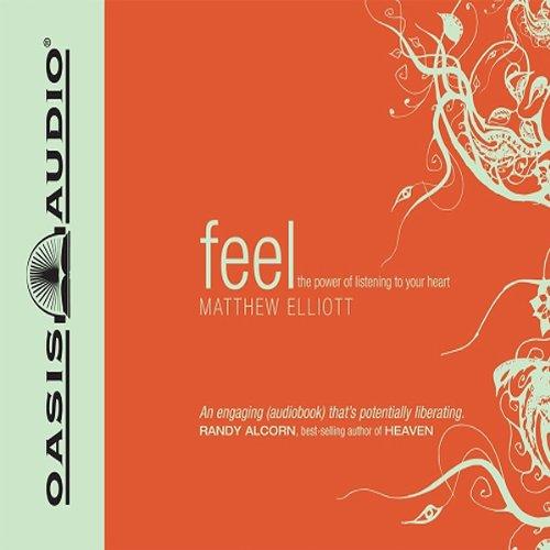 Feel audiobook cover art