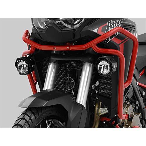 ZIEGER 10007147 - Juego completo de faros antiniebla para moto