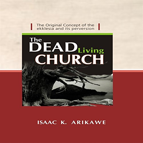 The Dead Living Church audiobook cover art