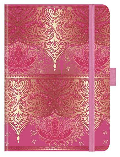 Premium Timer Big Oriental Dreams - Kalender 2021 - Korsch-Verlag - Taschenkalender mit Stifthalter, Lesebändchen und Zetteltasche - eine Woche auf 2 Seiten - Buchkalender 11,8 cm x 16,8 cm