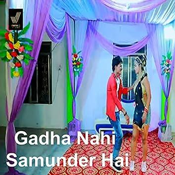 Gadha Nahi Samunder Hai