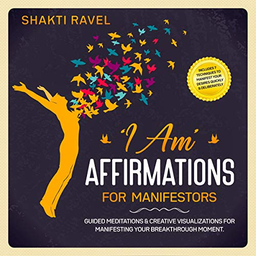 I AM Affirmations for Manifestors  By  cover art