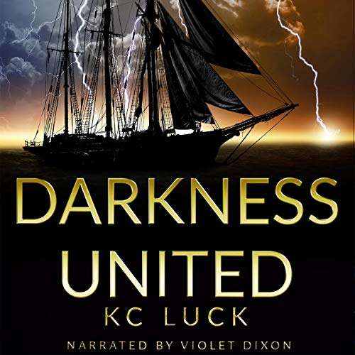 Darkness United audiobook cover art