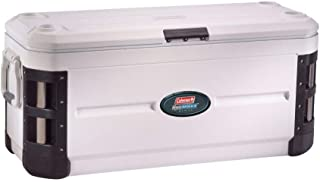 Coleman 200-Quart Xtreme 7-Day Offshore Pro Series Marine Cooler, White