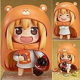 Alertkid Himouto! Umaru-chan DOMA Umaru Q Version Toy Interchangeable Face Movable Figure PVC Anime Cartoon Game Character Model Statue Figure
