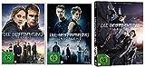 Die Bestimmung - Divergent + Insurgent (Single DVD) + Allegiant (Deluxe 2 DVD Fan Edt.) im Set - Deutsche Originalware [4 DVDs]