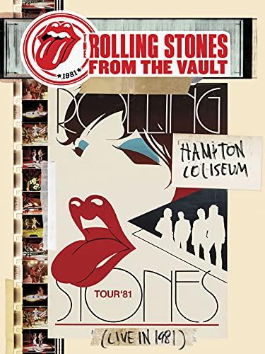 The Rolling Stones - From The Vault: Hampton Colesium Live In 1981 [OV]