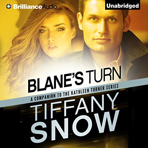 Blane's Turn audiobook cover art