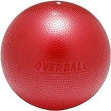ギムニク(GYMNIC) 小さい バランスボール ソフトギムニク 表面凹凸有 レッド 赤 23cm 特製小冊子付
